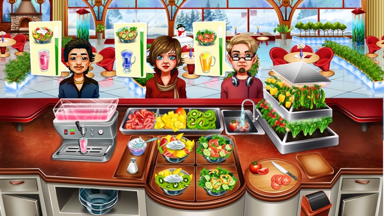 Cooking Fest : Cooking Games screenshot-3