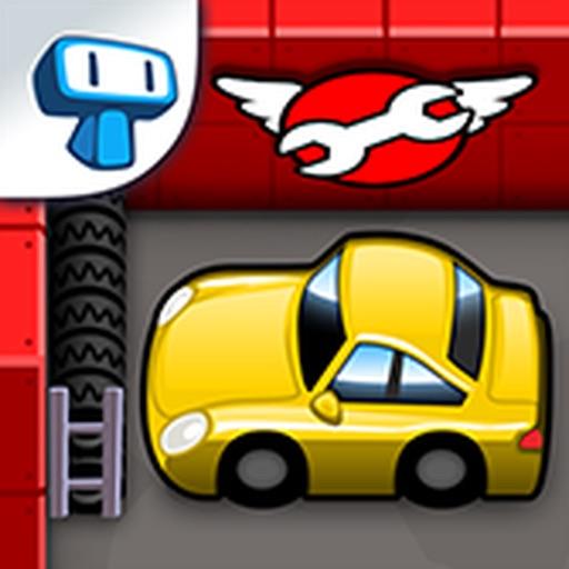 Tiny Auto Shop: Car Stop Baron