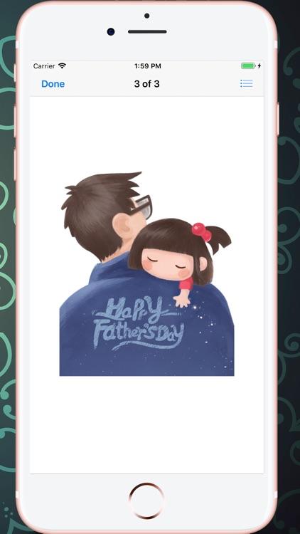 Happy Fathers Day Celebrations screenshot-5