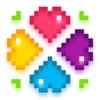 ピクセル:数字塗り絵 - iPadアプリ