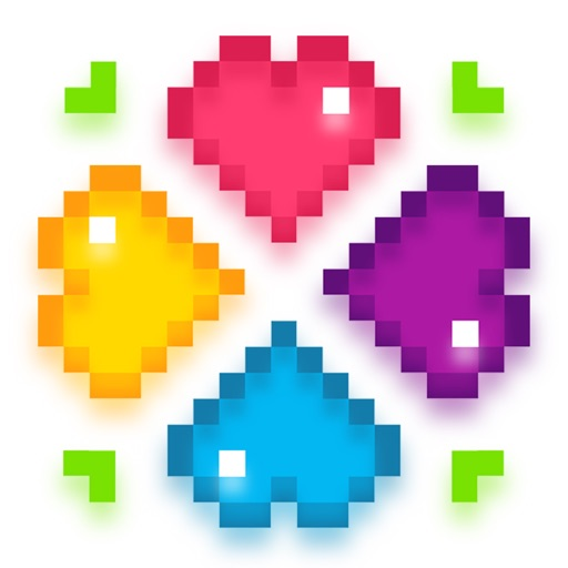 Pixels: Color by Number