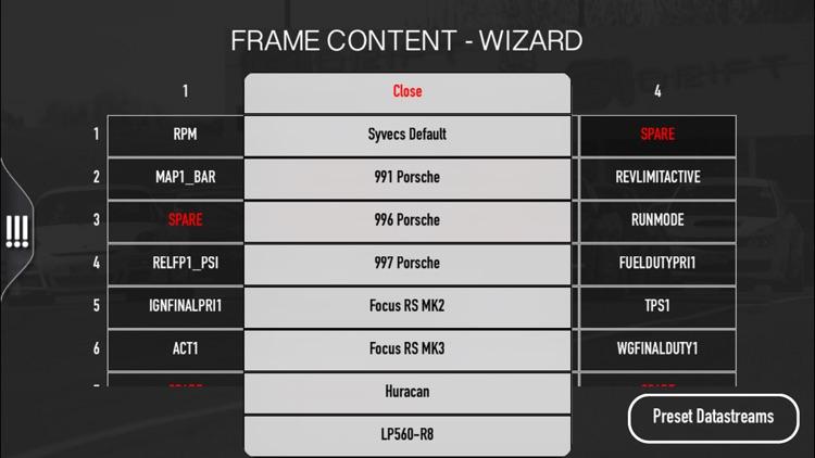 Syvecs Pro screenshot-7
