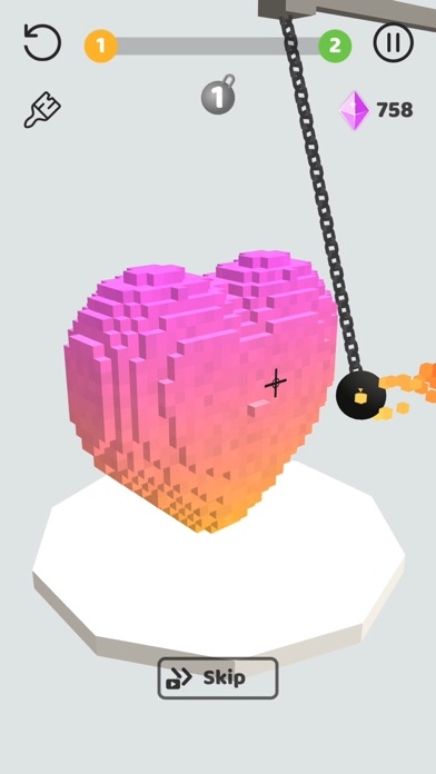 Wrecking Ball! Screenshot 1