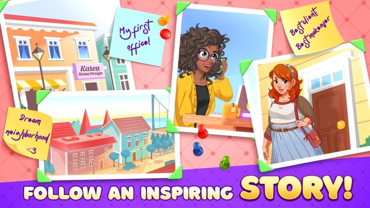 Decor Dream: Home Design Game screenshot-4