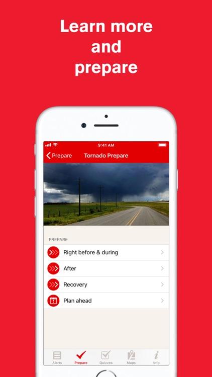 Emergency: Alerts screenshot-3