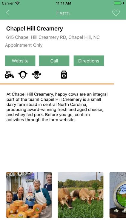 Visit NC Farms screenshot-3