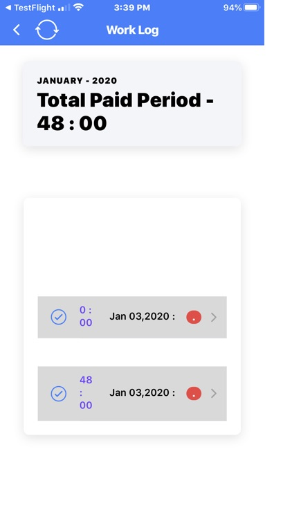 TimeCard OpenPro ERP