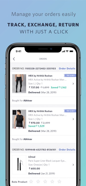 Myntra Fashion Shopping App On The App Store