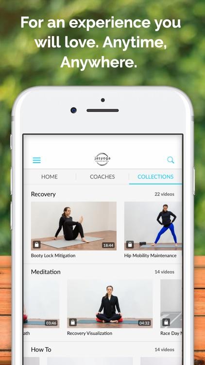 Jasyoga - Yoga for Athletes screenshot-4