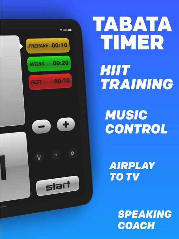 Télécharger Tabata Pro - Tabata Timerpour iPhone / iPad sur l'App Store  (Forme et santé)