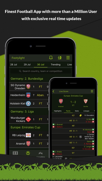 FootyLight screenshot-0