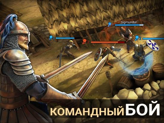 I, Viking на iPad