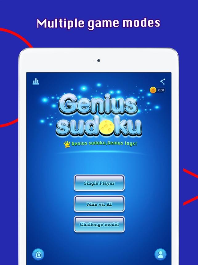 Sudoku genius - Puzzle Game on the App Store