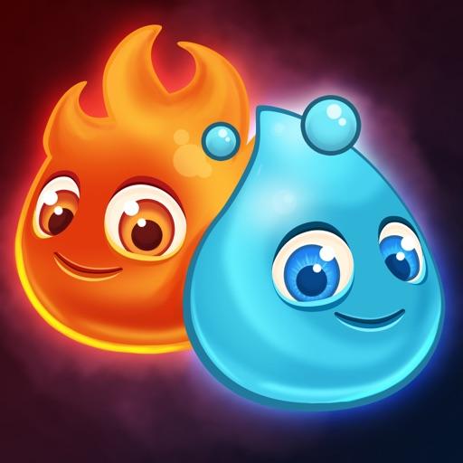 Пламя и Лёд - Мир Приключений