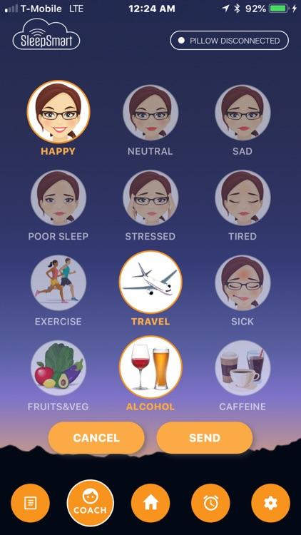 SleepSmart: Your Sleep Coach screenshot-3