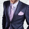 ネクタイファッションの結び方