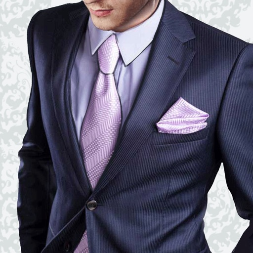 How to Tie a Tie Fashion Look iOS App
