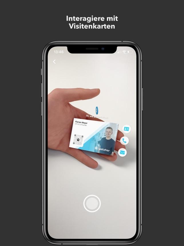 Watchar Ar Video Maker Im App Store