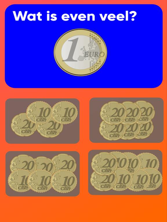 Groep 2 munten screenshot 6