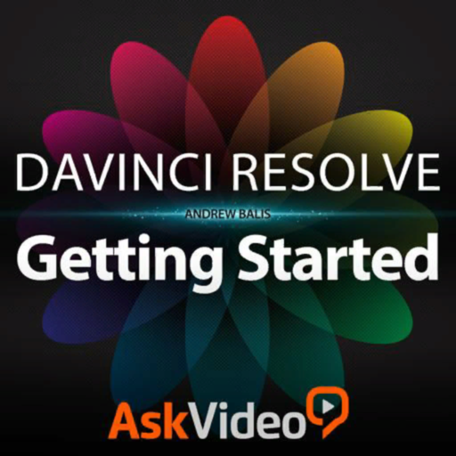 Course For DaVinci Resolve for Mac