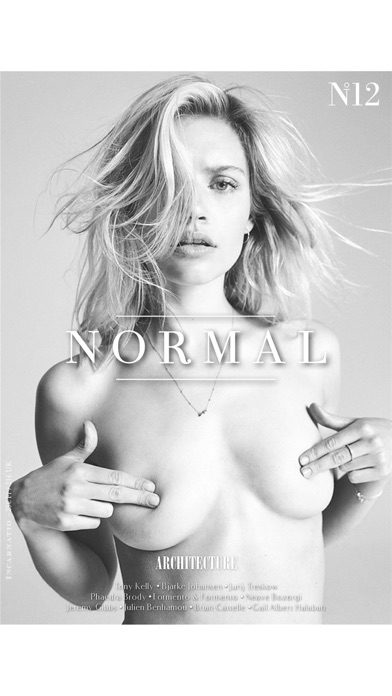 messages.download NORMAL MAGAZINE - The best nudes by the best photographers software