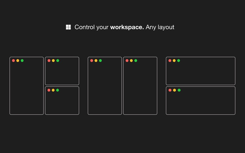 Windows Grid скриншот программы 1