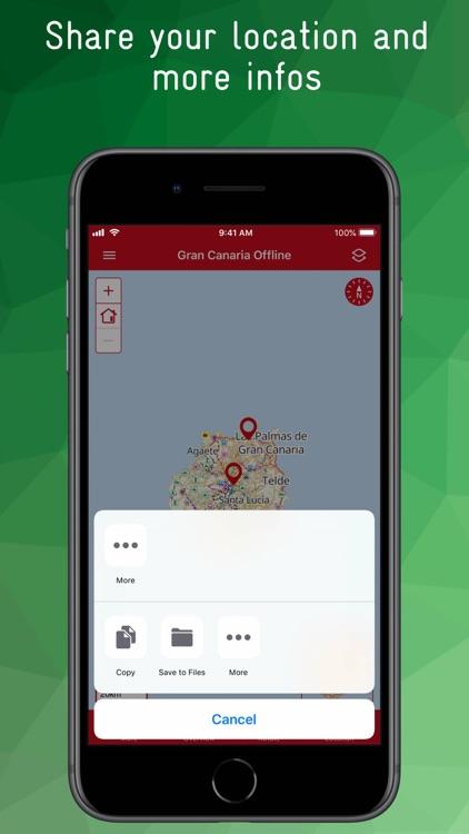 Gran Canaria Offline screenshot-8