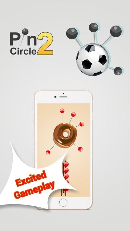 Pin Circle : Hardest Game screenshot-3