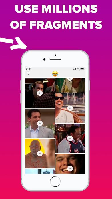 Splicer Funny Video Meme Maker app image