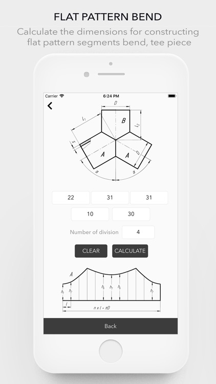 Flat Pattern Bend screenshot-3