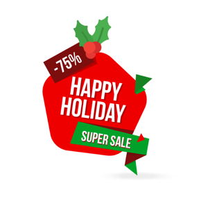 Christmas Sale Stickers - Stickers app