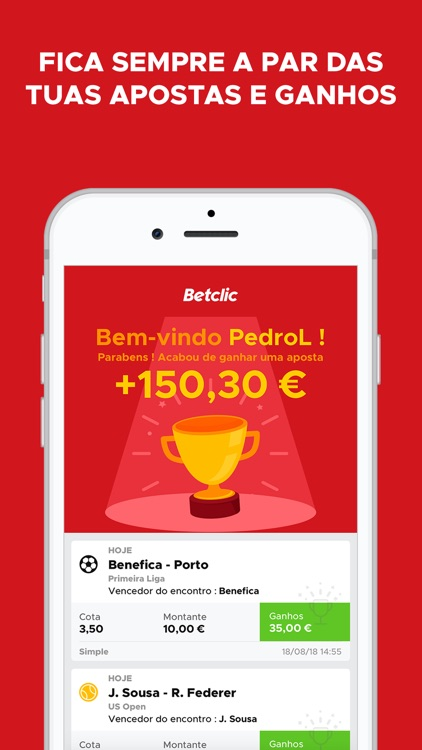 Betclic Apostas Desportivas screenshot-5