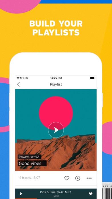 messages.download SoundCloud - Music & Audio software
