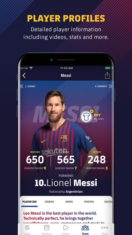 FC Barcelona Official App