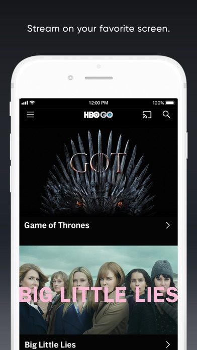 download HBO GO: Stream with TV Package apps 3
