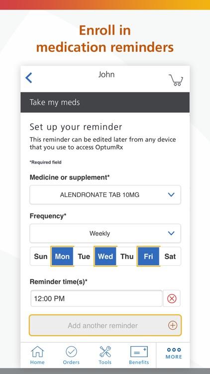 OptumRx screenshot-4