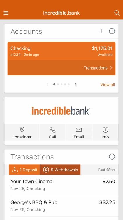 Incredible.bank