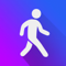 App Icon for Pedometer & Step Counter App in Denmark IOS App Store