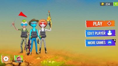 Paintball Shooting Action Game screenshot #2