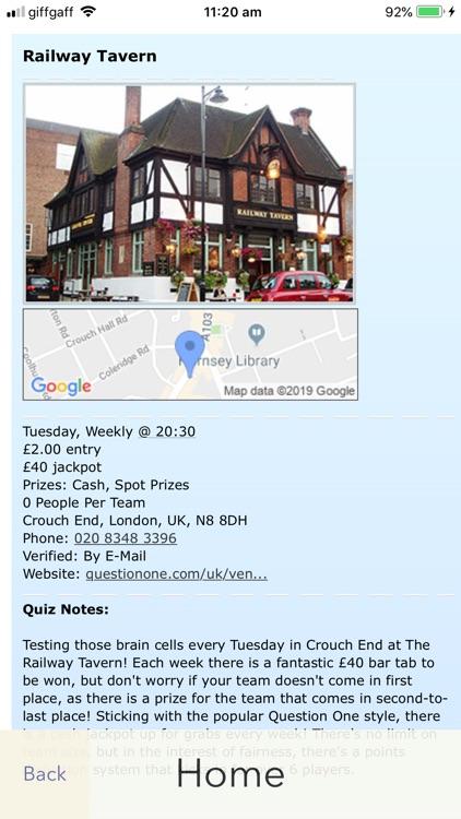 Pub Quizzers screenshot-3