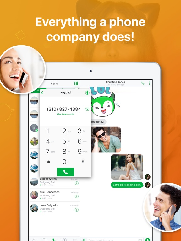 Nextplus: Private Phone Number - Revenue & Download estimates