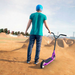 King of Scooter Racing на пк