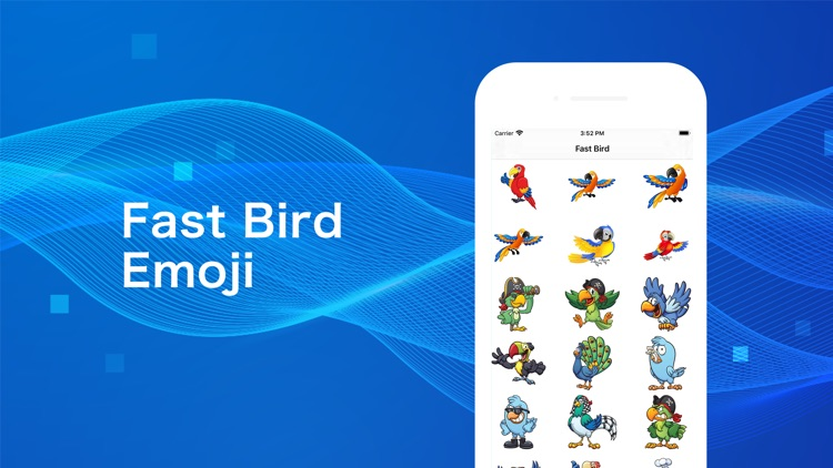 Fast Bird - Emoji