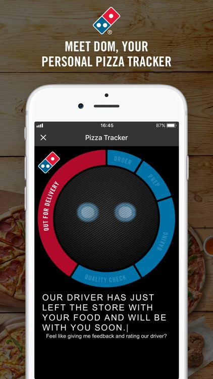 Domino's Pizza screenshot-4