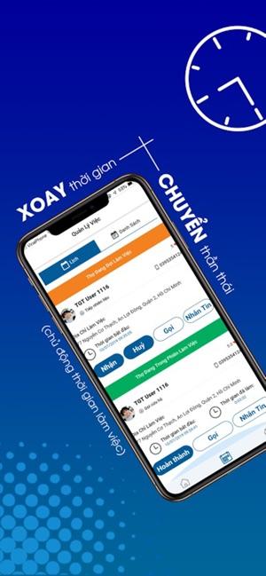 Thegioitho - app dành cho Thợ