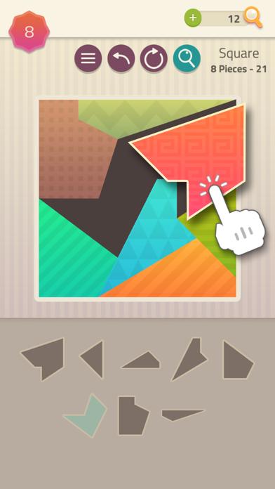 polygrams  tangram puzzles für pc  windows 1087