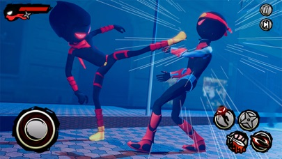 Stickman Shadow Ninja Assassin screenshot 2