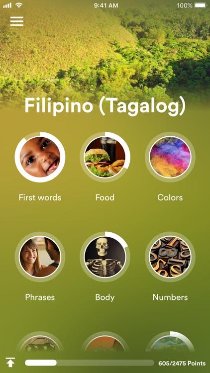Learn Filipino (Tagalog)