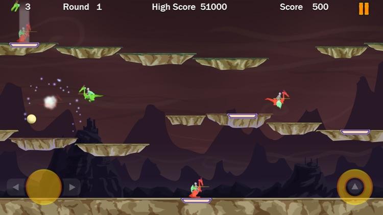 Knights on Dragons screenshot-0