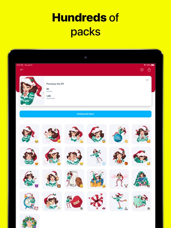 StickerHub - Sticker Maker screenshot 15